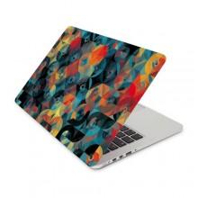 "Back Only Laptop Sticker - 15.6"" - Multicolour"
