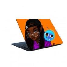 Laptop Sticker Princess Kari Buddy Multicolour