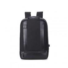 Omaya Anti-Theft Multi-Functional Backpack - Black