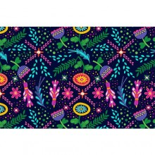 Laptop Sticker Pattern- 15.6 inches-Multicolour