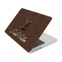 """Laptop Back Only Sticker - 15.6"""" - Brown"""