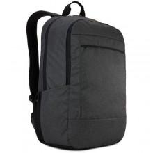 """Case Logic Era Laptop Backpack - 15.6"""" Obsidian"""
