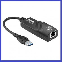 Ethernet 3.0 USB-C Type-C Male to 1000Mbps Network LAN Adapter