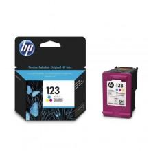 Hp 123 Ink Cartridge - Color