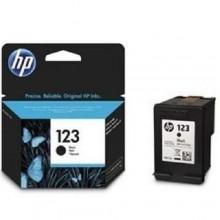 Hp 123 Ink Cartridge - Black
