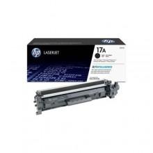 Hp CF217A 17A LaserJet Toner Cartridge - Black