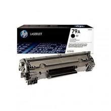 Hp CF279A 79A LaserJet Toner Cartridge - Black