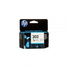 Hp 302 Ink Cartridge - Tri Color