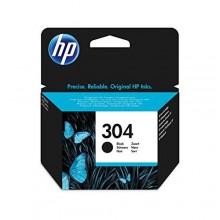 Hp 304 Original Ink Cartridge - Black