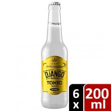 Django Brothers Tonic Water - 200ml x 6 Bottles