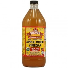 Bragg Organic Apple Cider Vinegar with The Mother - 946ml