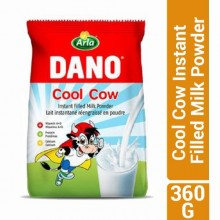 Dano Cool Cow Instant Filled Milk Powder - 360g