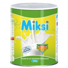 Miksi Powdered Tin Milk - 400g