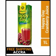 Rauch Happy Day Cranberry Juice - 1L