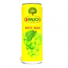 Rauch White Grape Juice - 355ml