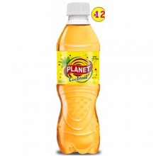 Planet Cocktail Juice - 350ml x 12 Bottles