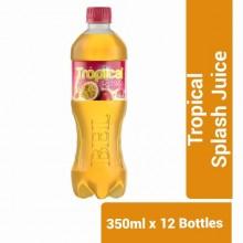Bel Tropical Splash Juice - 350ml x 12 Bottles