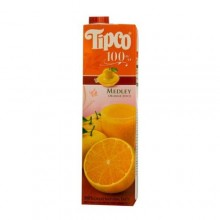 TIPCO 100% Orange Juice - 1L