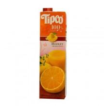 TIPCO 100% Orange Juice - 1L