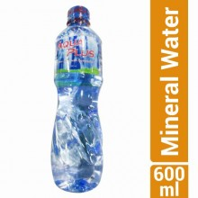 Aquaplus Mineral Water - 600ml