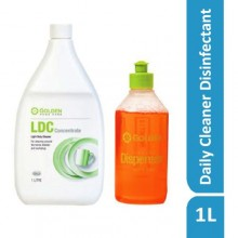 Golden Home Care Care Light Daily Cleaner Disinfectant - 1 Litre