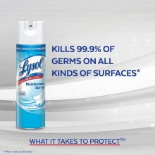 Lysol Disinfectant Spray - 539ml