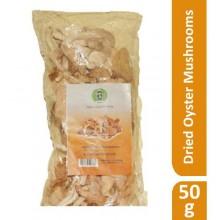 Nuti's Organic Farm Dried Oyster Mushrooms - 50g
