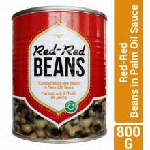 Awa Red-Red Beans in Palm Oil Sauce - 800g