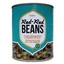 Awa Red-Red Beans in Vegetable Oil - 800g