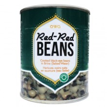 Awa Red-Red Beans in Brine ( Salt Water) - 800g