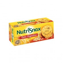Nutrisnax Oats Digestive Biscuit - 105g x 6 Pieces