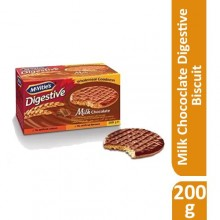 McVities Milk Chococlate Digestive Biscuit - 200g