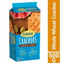 Colussi Whole Wheat Cracker - 250g