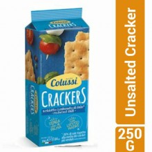 Colussi Unsalted Cracker - 250g