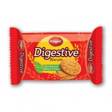 Royal Digestive Biscuits - 85g x 12 Pieces