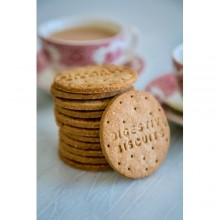 Tiffany Digestive Natural Wheat Biscuits - 250g
