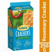 Colussi Rosemary Cracker - 250g