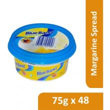 Blue Band Margarine Spread - 75g x 48